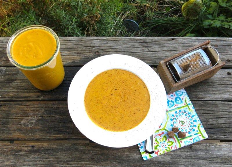 Yam Soup