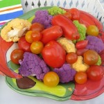 Garden Vegetables: Kaleidoscope in a Bowl