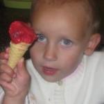 Raspberry Sorbet (Ice Cream)