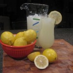 Freshly Squeezed Thermomix Lemonade