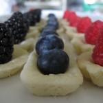 Mini Berry Tarts