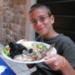 Dubrovnik fish