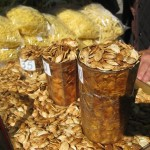 Kikinda Market in Serbia