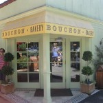 Morning Coffee in Yountville at Thomas Keller's Bouchon Bakery