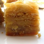 Baklava in Belgrade