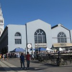 The Ferry Building Open Air Market in August 2009: Part 1