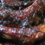 Chipotle and Fresh Horseradish Barbecue Sauce
