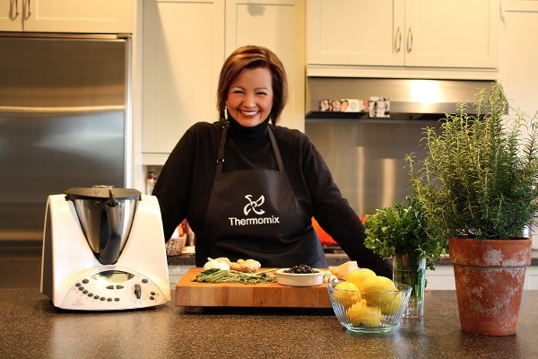 A Canadian Foodie loves her Thermomix!