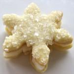 Snowflake Sandwich Sugar Cookies