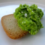 Sweet Green Pea and Tarragon Spread