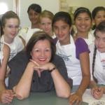 Edible Education at Kate Chegwin School