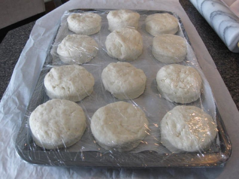 ... Old Fashioned Buttermilk Biscuits or Baking Powder Tea Biscuits