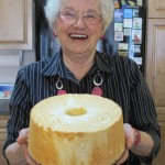 Homemade Angel Food Cake: A Canadian Prairie Celebratory Tradition
