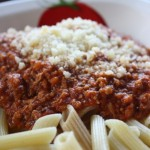 Cathy's (Walsh Cooks) Family Favourite Bolognese Sauce
