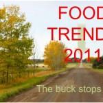 Food Trends 2011