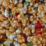 Valerie's Christmas Poppycock (Caramel Corn): The Best Ever!