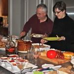 Slow Food Edmonton's Winter Solstice 2011: Pig Roast and Pot Luck