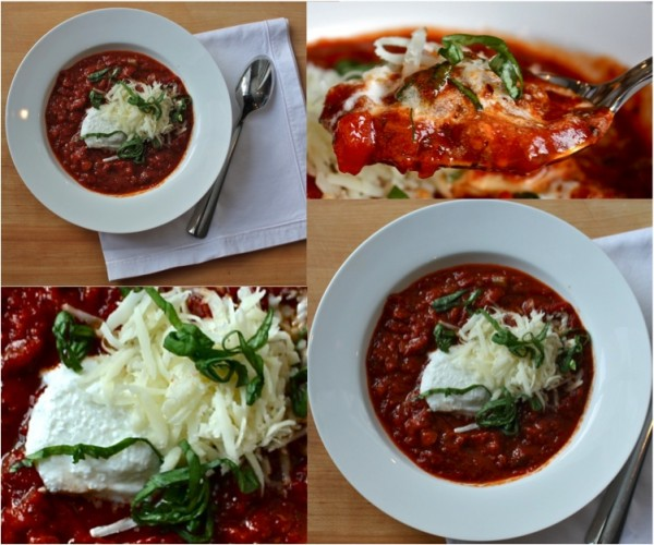 Spaghetti (or Pizza) Soup from The Best Ever Basic Tomato Sauce