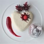 Coeurs à la Crème for Valentine's Day