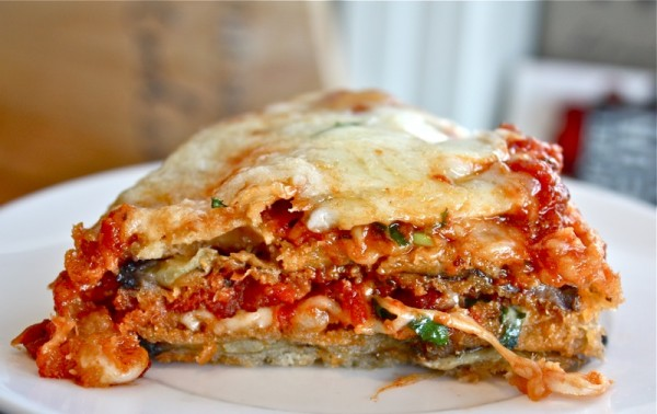 Eggplant Parmigiana: The Donadeo Family Recipe - A Canadian Foodie