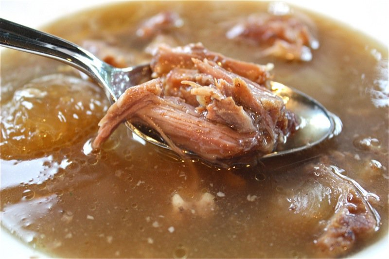 Beef Bouillon Soup From Oxtails Recipes — Dishmaps