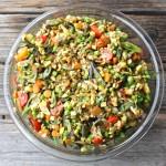 Prairie Garden Summer Salad