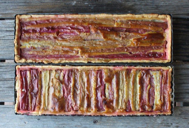 Rhubarb Tart: The Canadian Prairie Interpretation - A