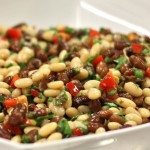The Great Northern Bean and a Salad