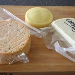 Cheesepalooza Round Up Challenge Five: Farmhouse Cheddar and Caerphilly