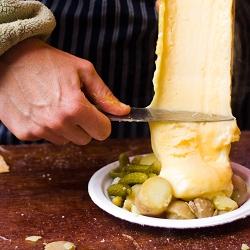 raclette borough