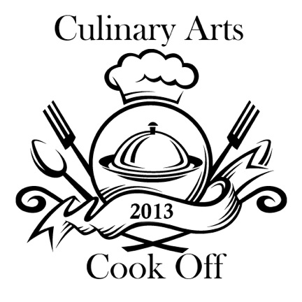 Culinary Arts Cook off Logo