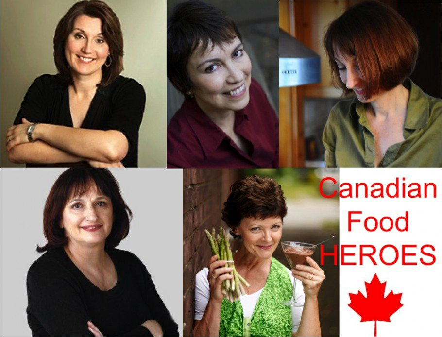 Canadian food heroes