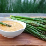 Pickled Lemon Rhyme Asparagus