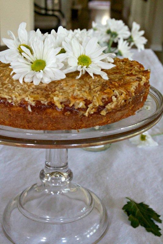 Barb Bamber Lazy Daisy Cake B