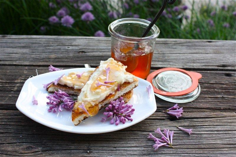 Lilac Petal Jelly