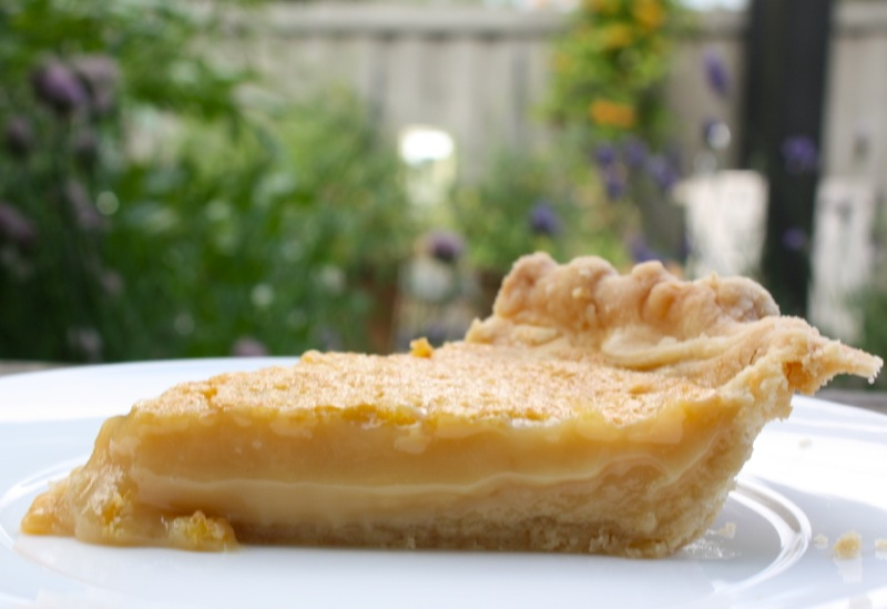 of The Gallant Sugar Shack Maple Syrup Sugar Pie is irresistible