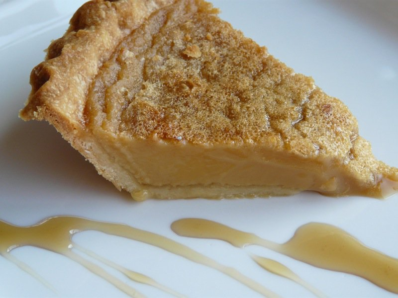 Liliana Gallant Maple Syrup Pie 900 pix