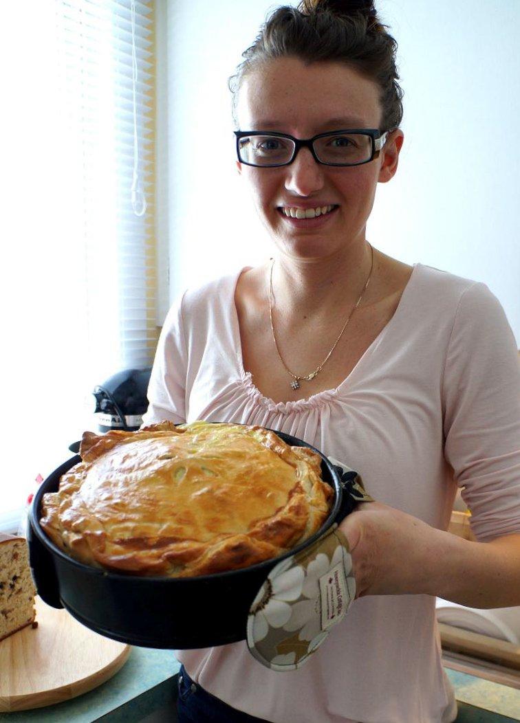 Elizabeth Brunch Bake July 2013