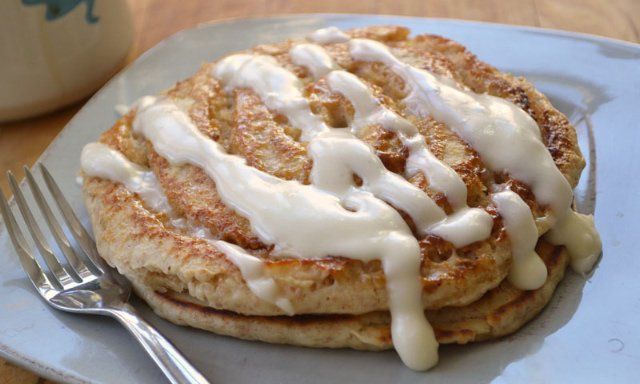 Julie pancakes - val