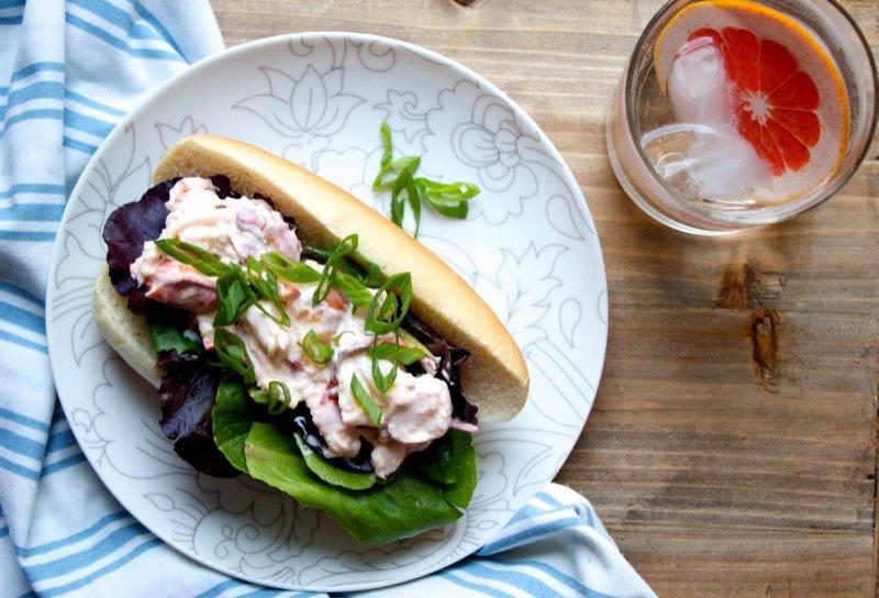 Kathy Jollymore lobsterroll1