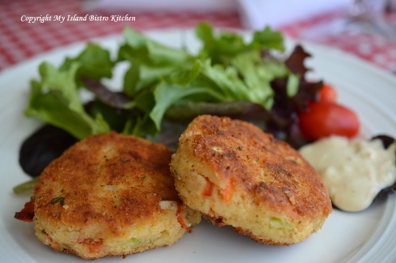 barbara Lobster Cakes PEI