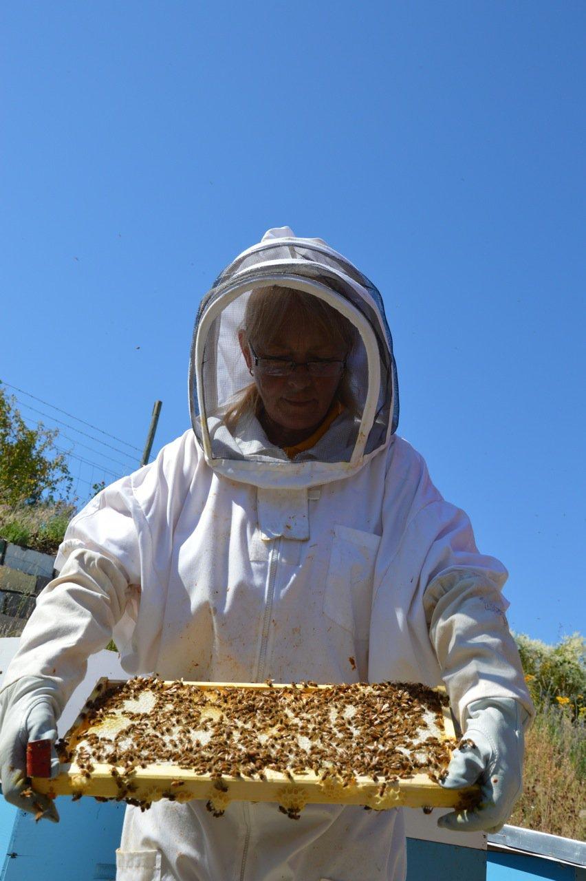 Jennifer TheButcher...Helen&bees