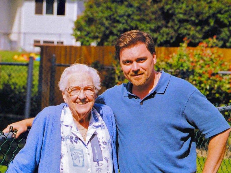 Dale and Grandma