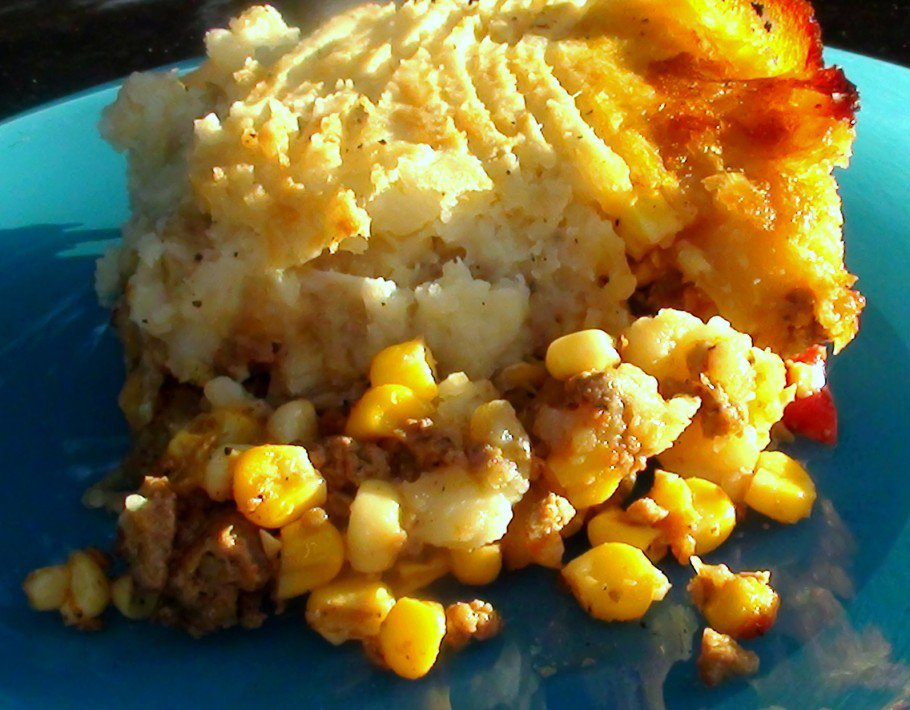 Summer Shephards Pie