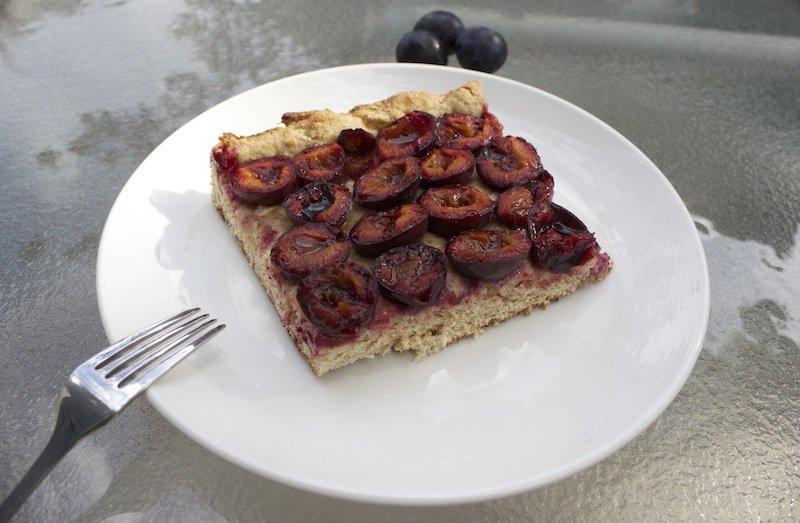 zwetschgenkuchen for Valerie