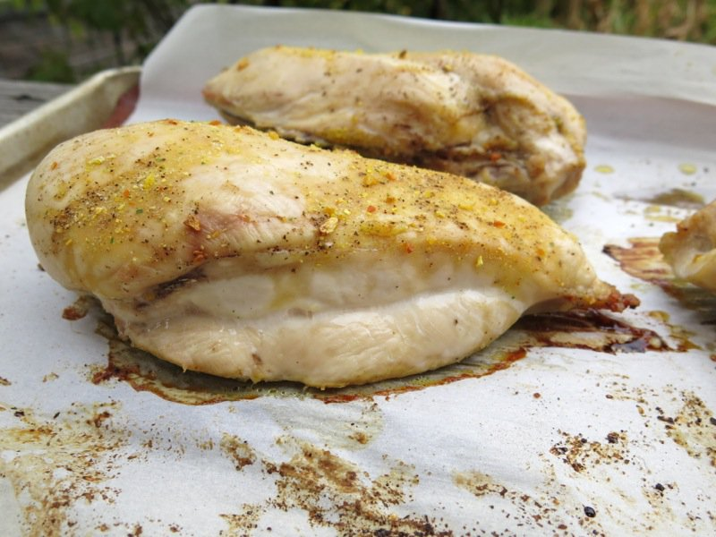 Canadian Prairie Chicken Stew