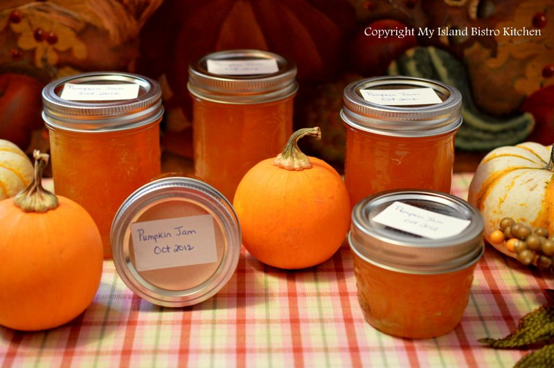 Barb Pumpkin Jam