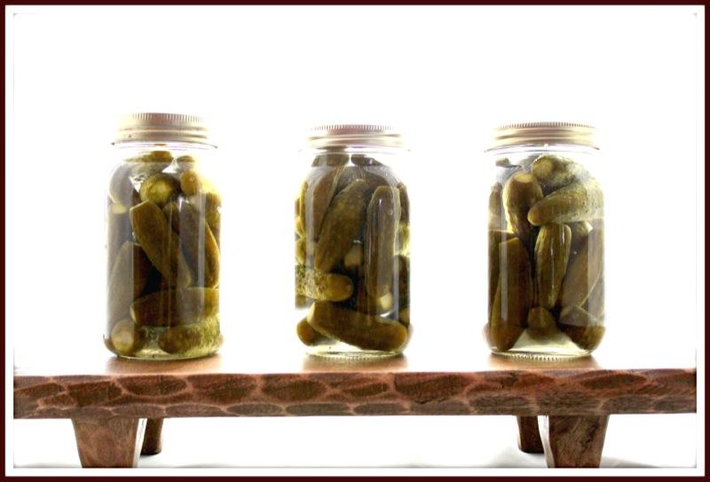 Bernice pickles
