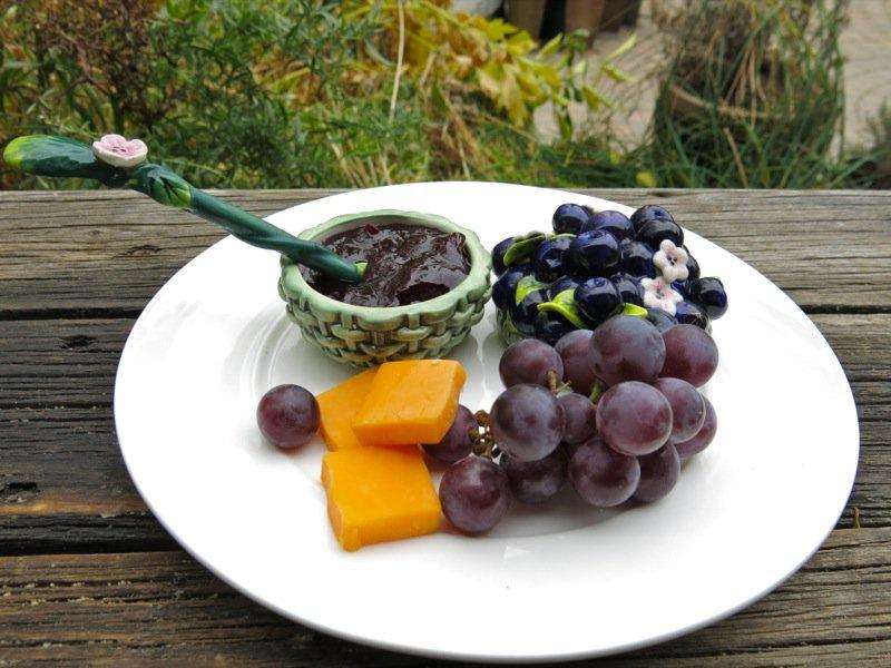 Concord Grape Jam