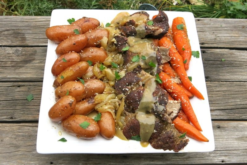 Traditional Canadian Pot Roast Recipe
